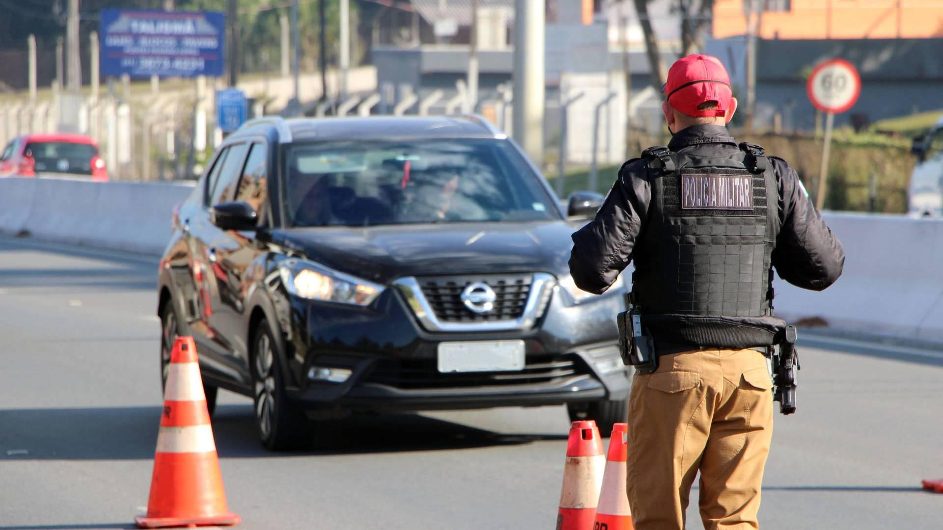 Polícia rodoviária estadual vai usar tecnologia para registro de autuações