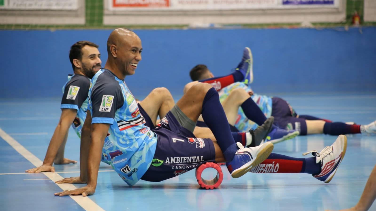 Cascavel Futsal enfrenta o Marreco em Francisco Beltrão pelo Paranaense da Série Ouro
