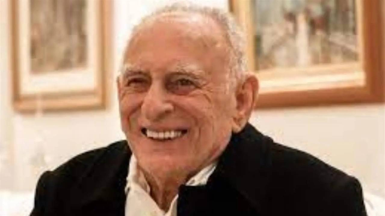 Falece aos 90 anos, Dr. Luiz Carlos Lima, proprietário do Hospital Dr. Lima em Cascavel