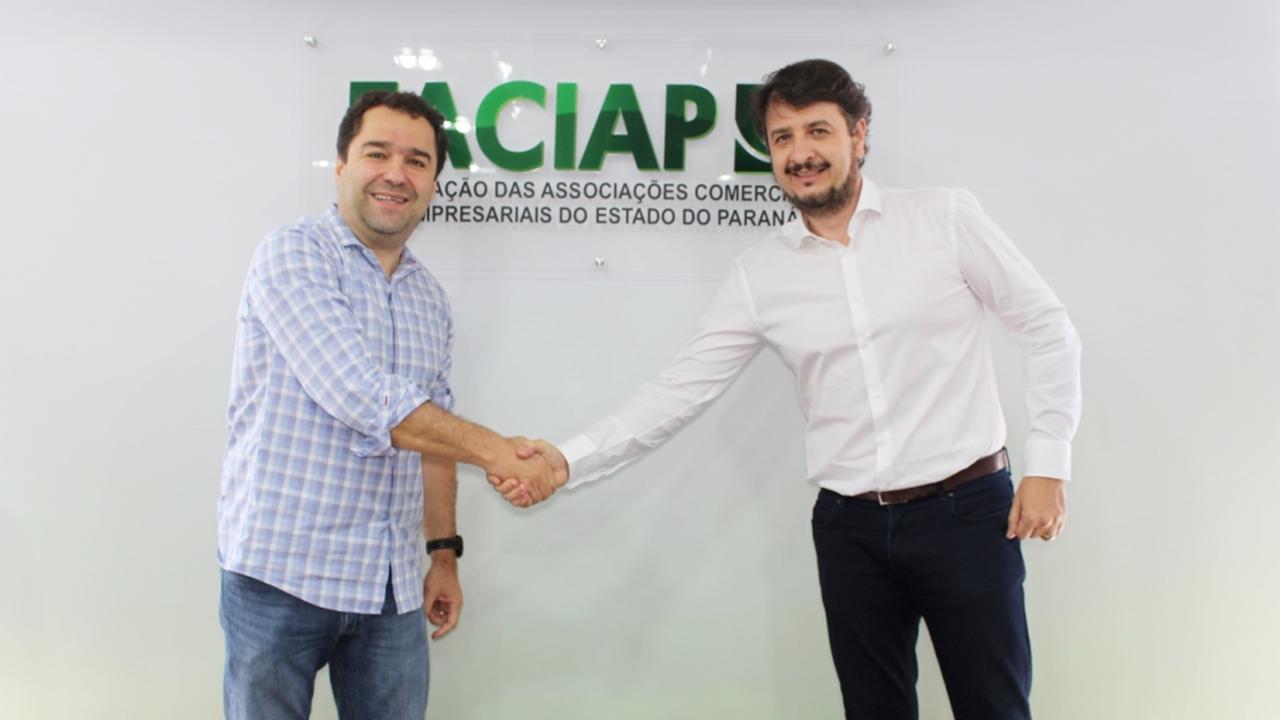 Guedes e Genésio representam Acic na nova diretoria da Faciap