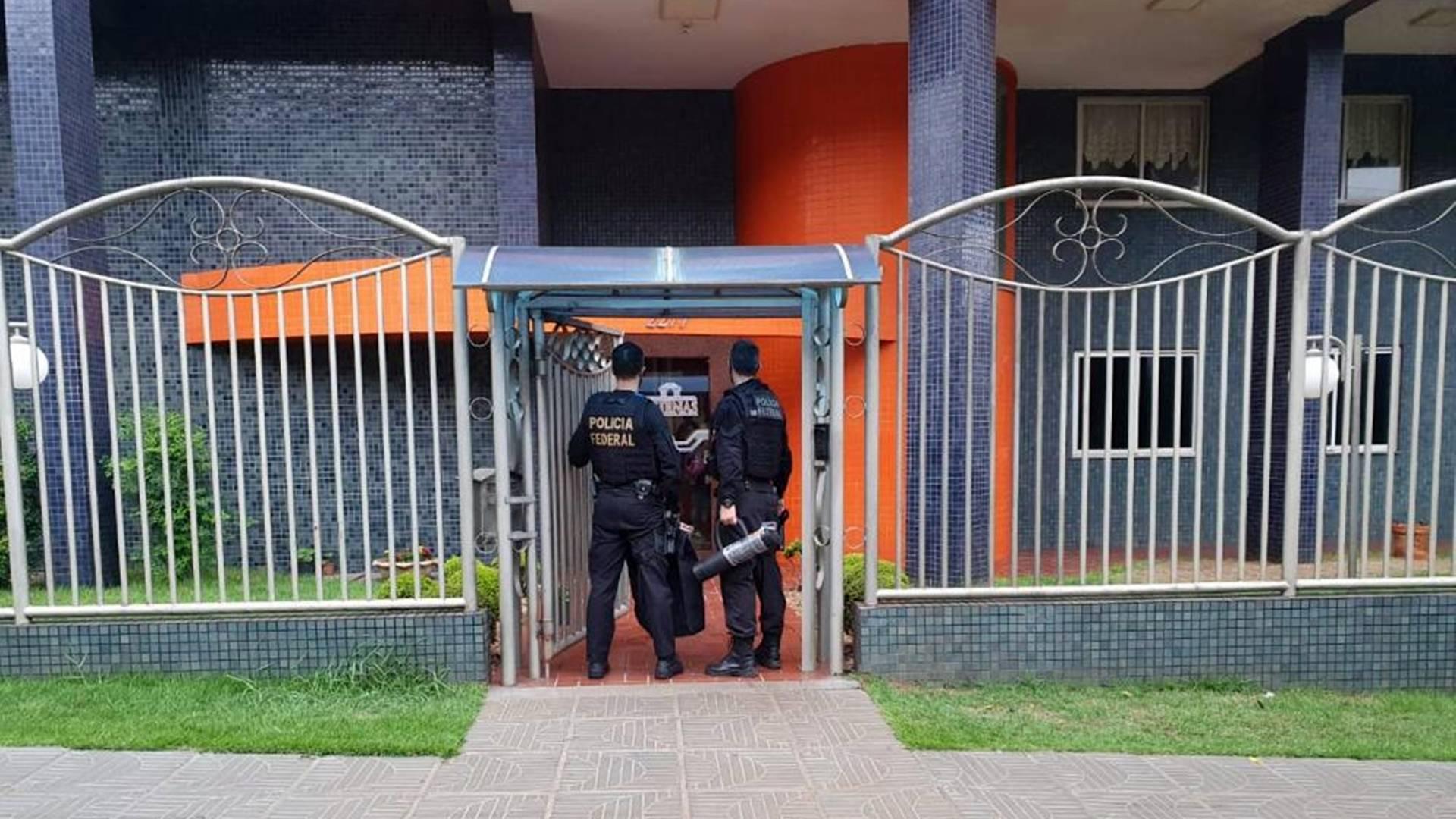 Polícia Federal deflagra operação em Cascavel e Catanduvas