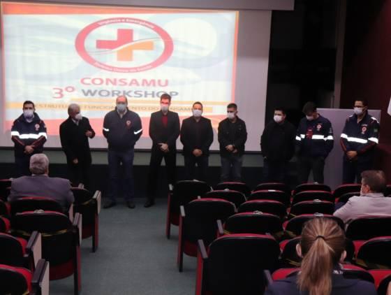 Segunda etapa de Workshop mostra importância da atuação do Consamu
