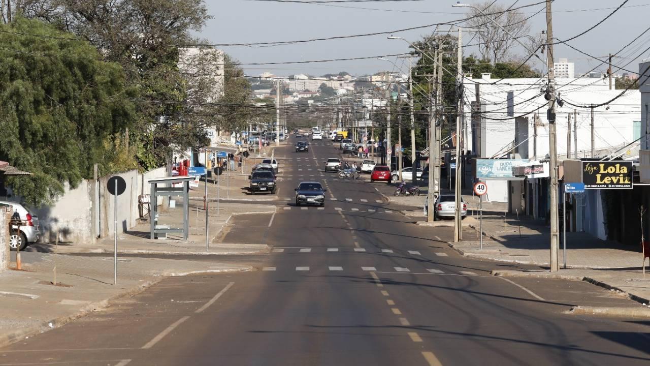 Transitar inicia intervenções em vias ; Avenida Itália x Rua Áustria recebe sinalização semafórica