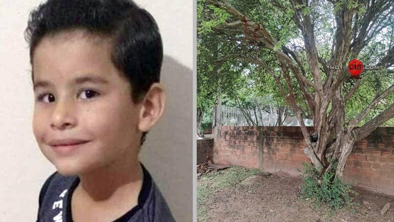 Menino morre enforcado enquanto brincava em balanço no Paraná