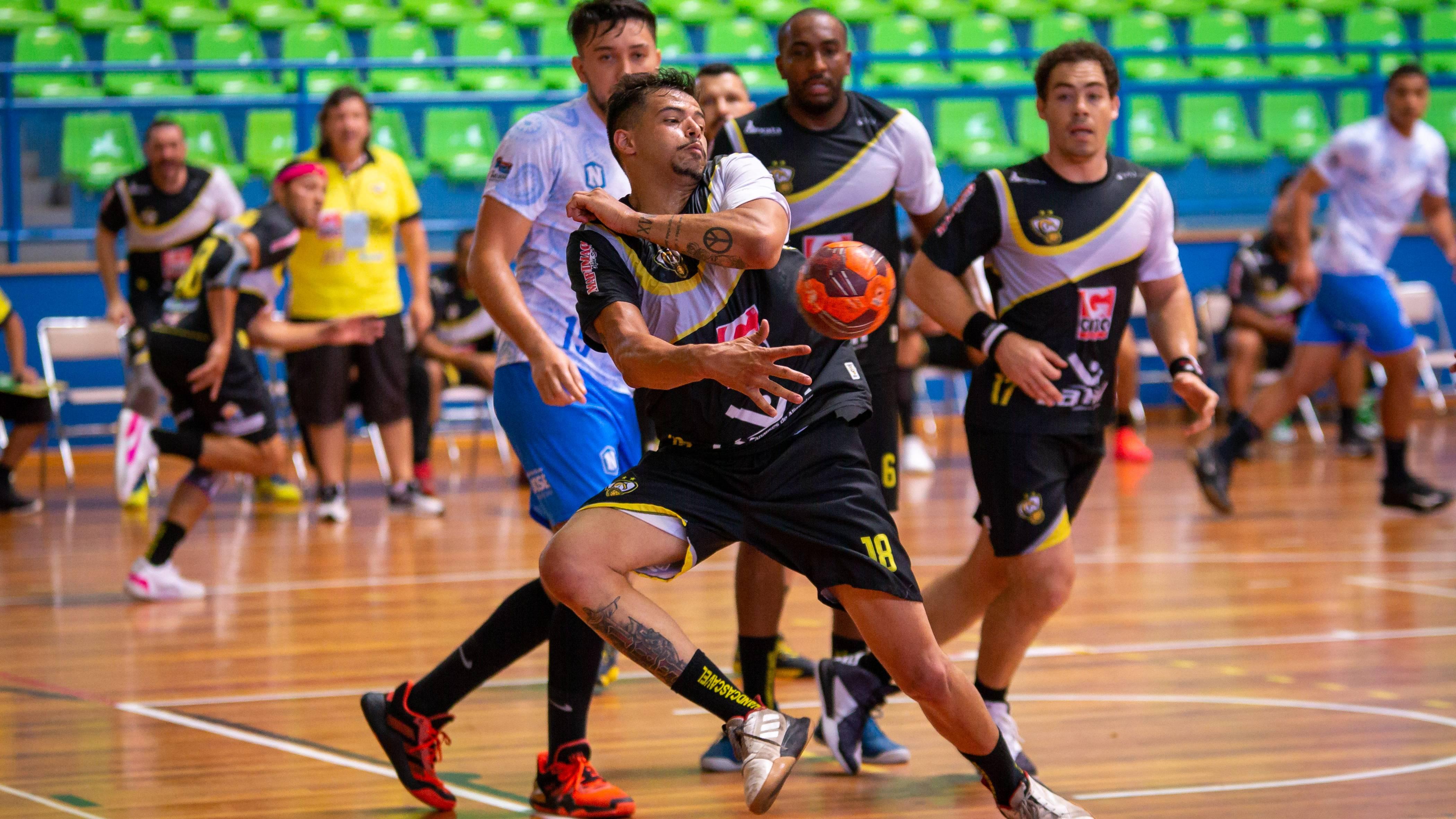 Cascavel Handebol fecha 1ª Fase da Liga Nacional com vitória