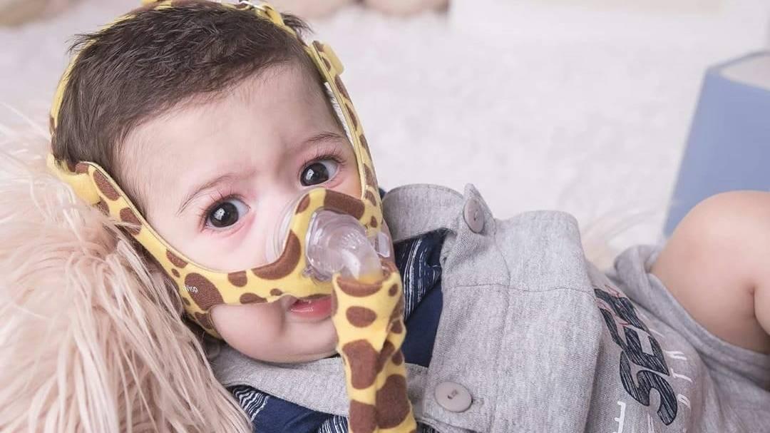 Luta: família paranaense precisa arrecadar R$ 12 milhões para compra de medicamento para criança