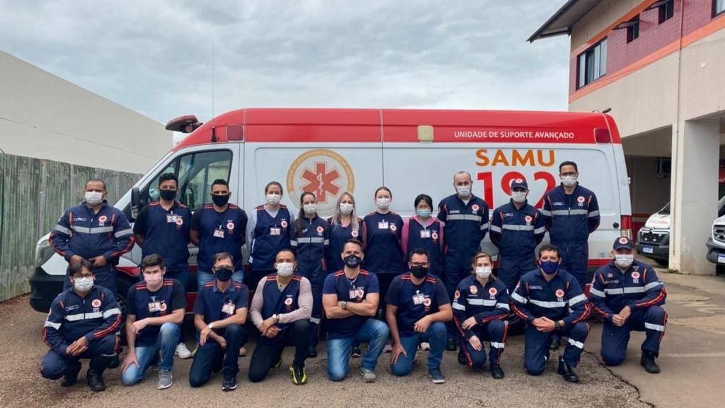 Nova turma de profissionais de Saúde do Consamu passam por capacitação