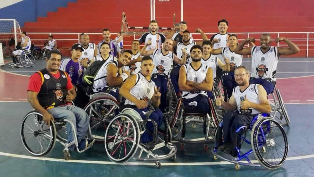 Umuarama vence APAC Cascavel e fatura o título do Paranaense de Basquetebol em Cadeira de Rodas