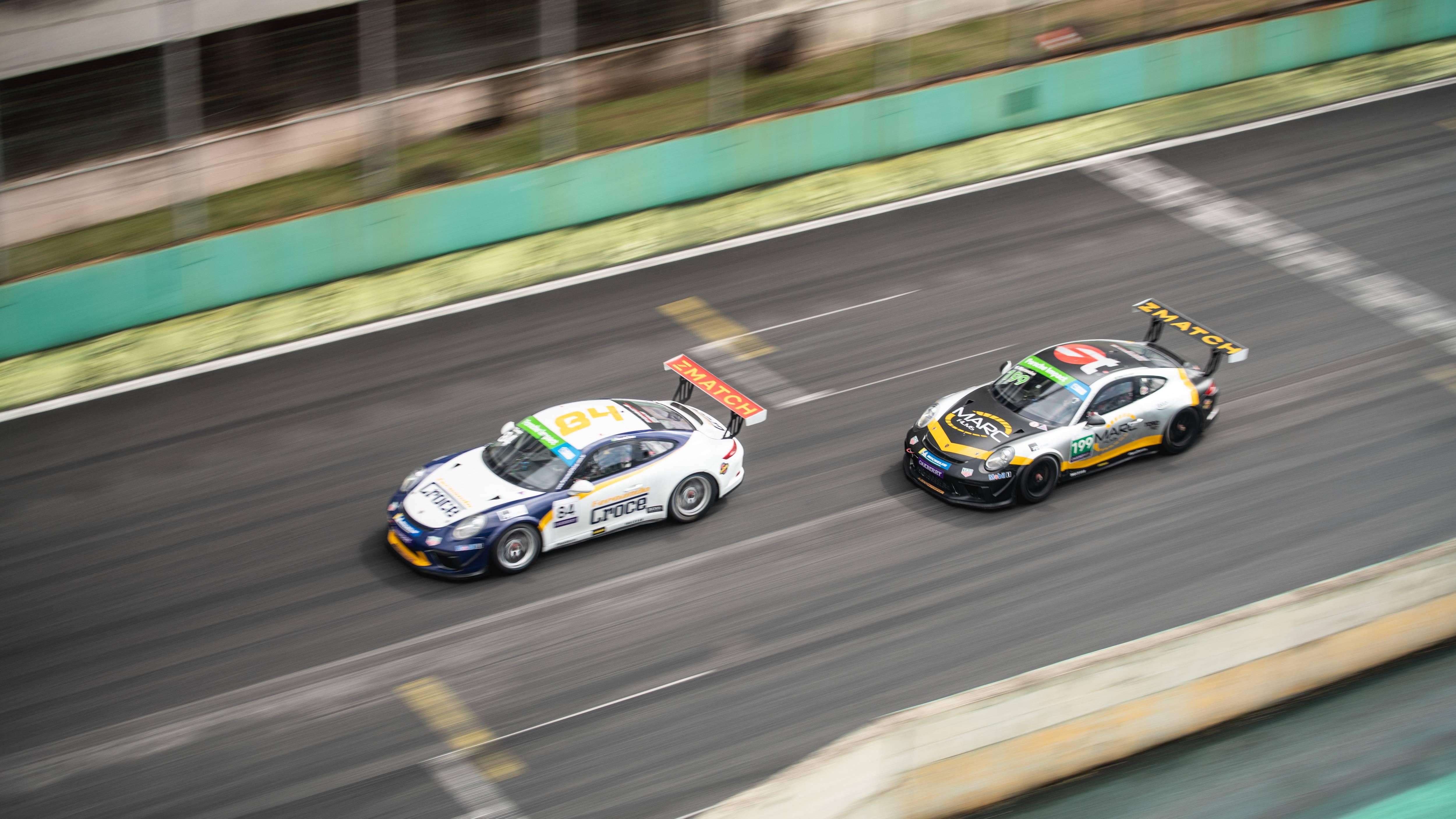 Porsche Cup: Em rodada dupla, Croce acelera pela primeira vez no ano em Interlagos