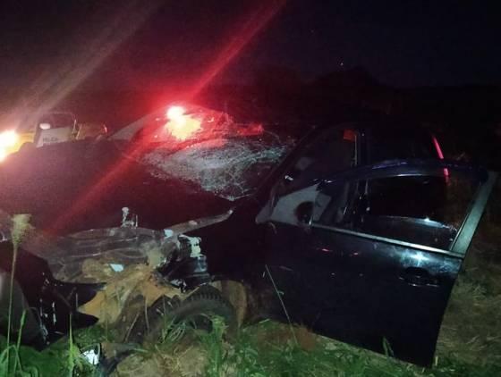 Homem é detido após roubo a comércio no centro de Cascavel e carro é recuperado na BR-467