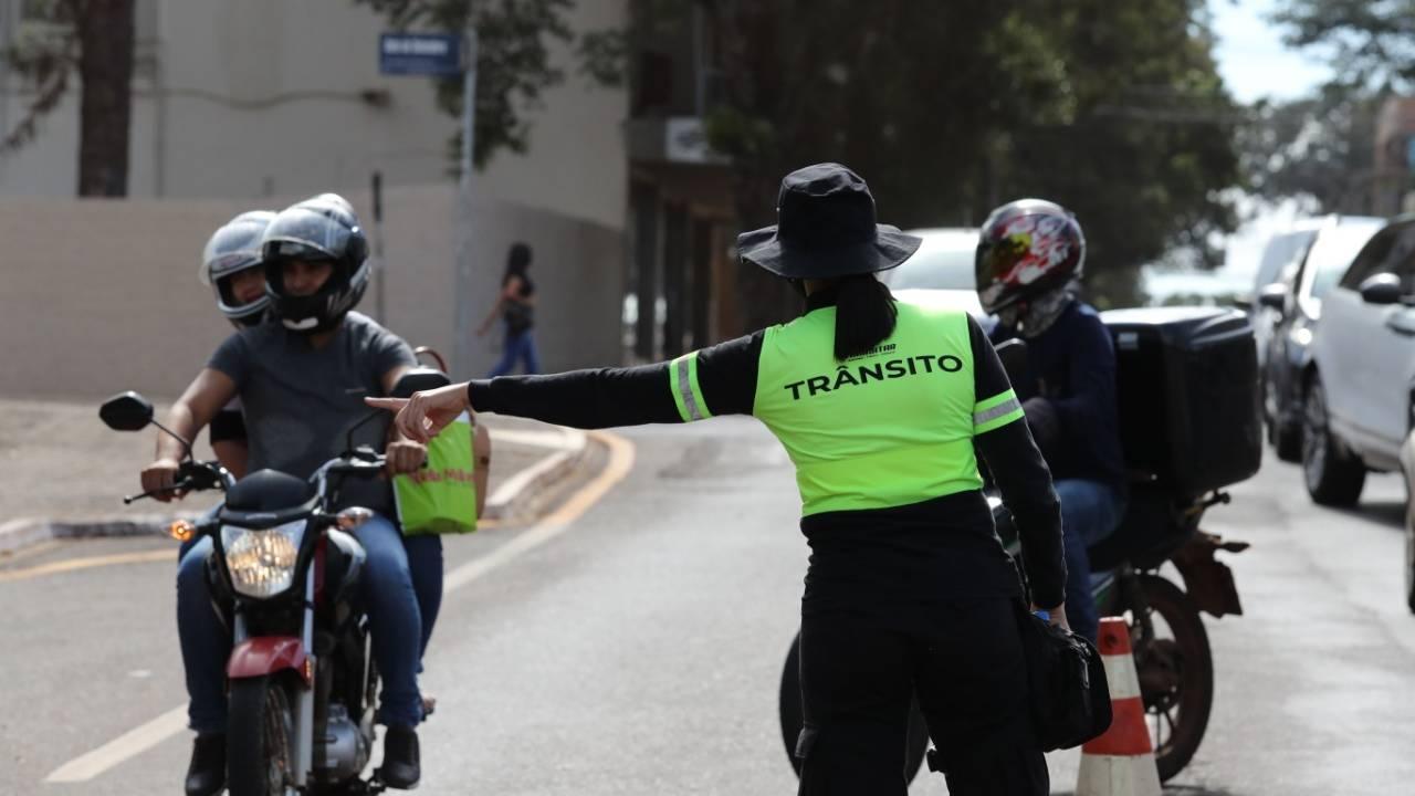 Novo modelo de gestão de trânsito já reflete em redução de 37% nas multas em Cascavel