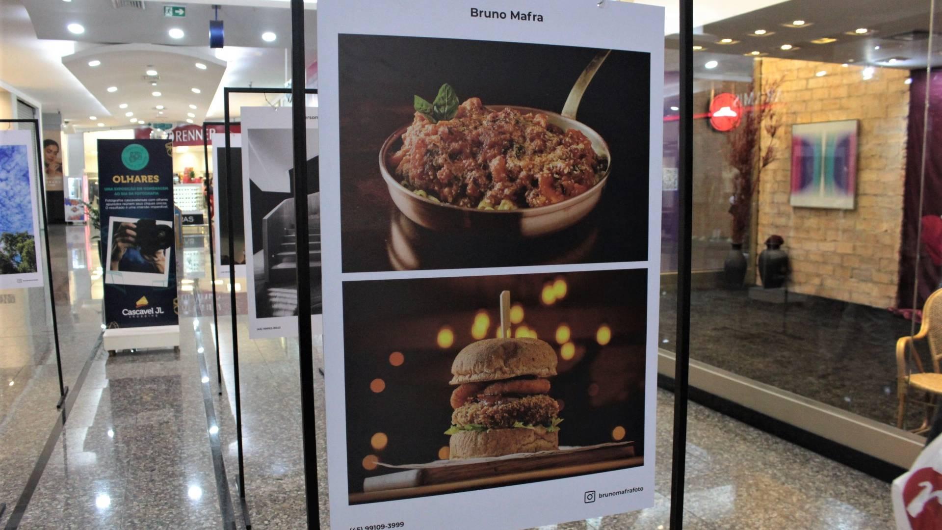 Dia Mundial da Fotografia: exposição reúne grandes talentos locais em shopping de Cascavel