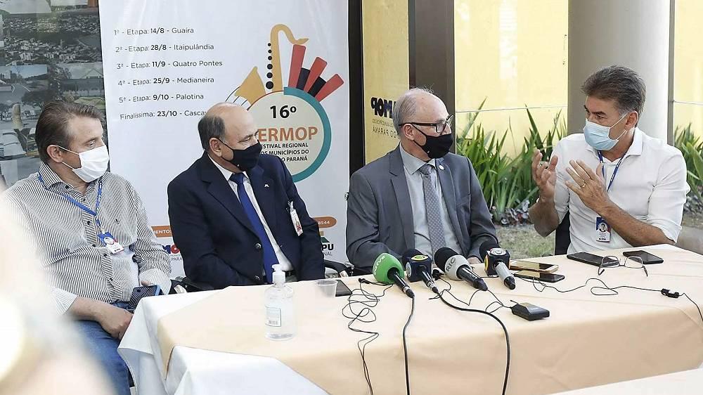 Diretor da Itaipu destaca a importância das parcerias com Cascavel