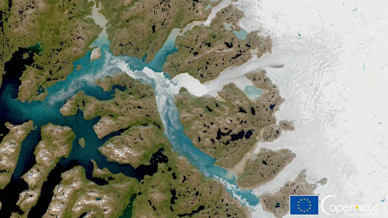 Pico mais alto da Groenlândia registra chuva pela primeira vez