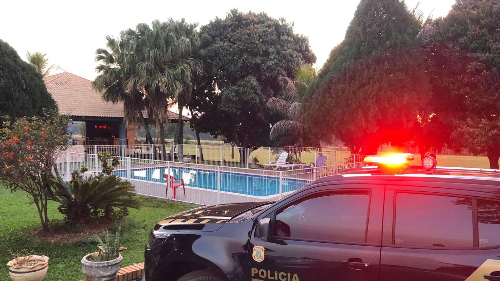 Operação IW combate tráfico internacional de armas e de drogas no Paraná