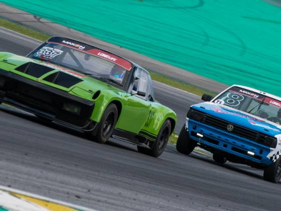 Gold Classic abre temporada com 64 carros no grid de Interlagos