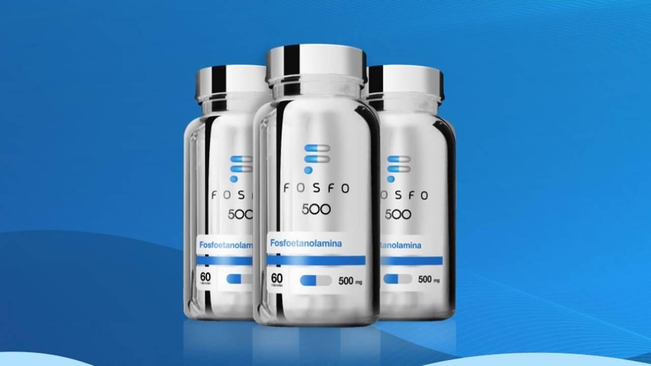 Aumento da Imunidade: Fosfo 500 é o mais novo suplemento lançado no mercado