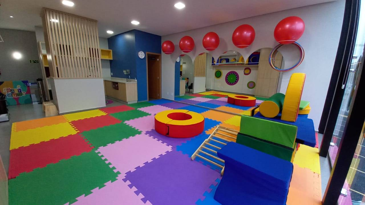 Academia para Bebês chega em Cascavel