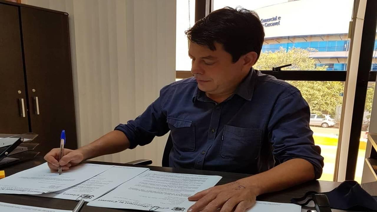 Dr. Lauri propõe ciclopatrulhamento e mais medidas para Prefeitura