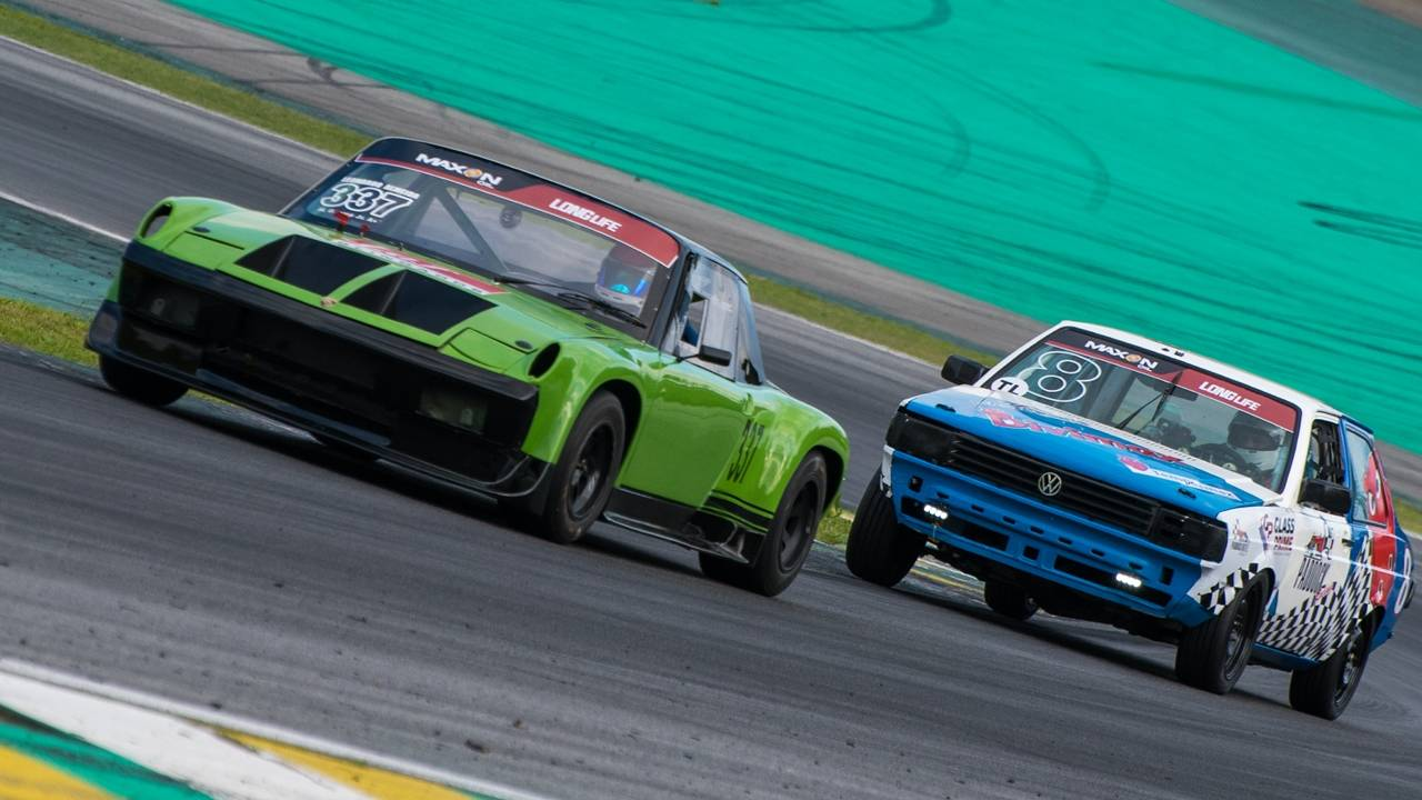 Gold Classic abre temporada com 64 carros no grid de Interlagos