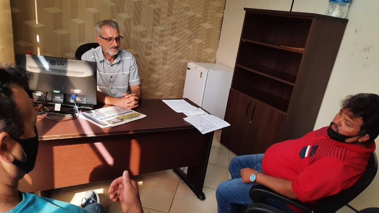 Professor Santello pede revitalização de áreas de lazer e esporte em Cascavel