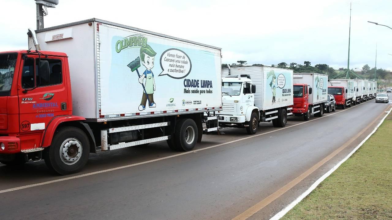 Reciclar é Preciso: Saiba como funciona o serviço de coleta seletiva em Cascavel