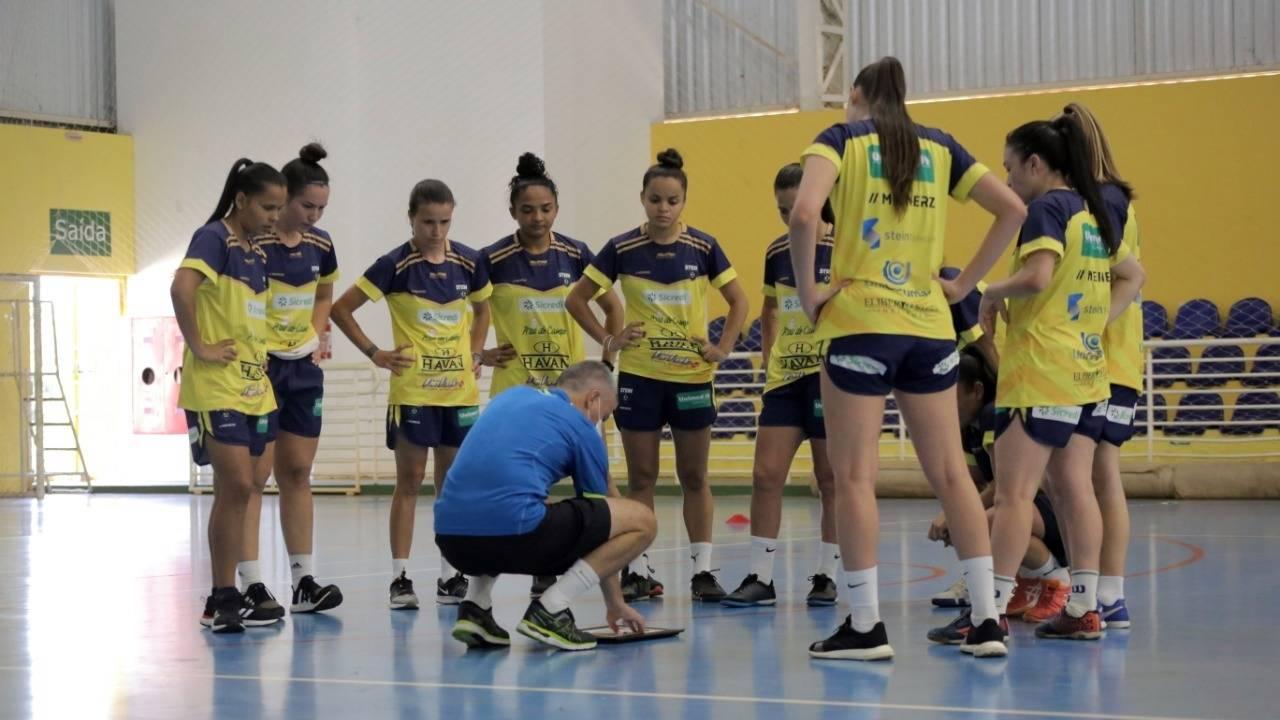 Stein Cascavel Futsal inicia a segunda semana de preparação