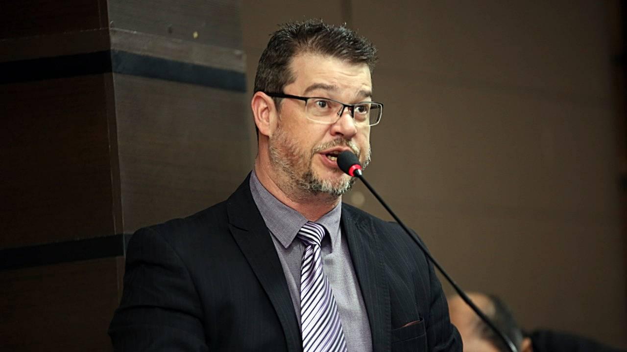 Rafael Brugnerotto fará parte da Comissão de Justiça e Redação como advogado