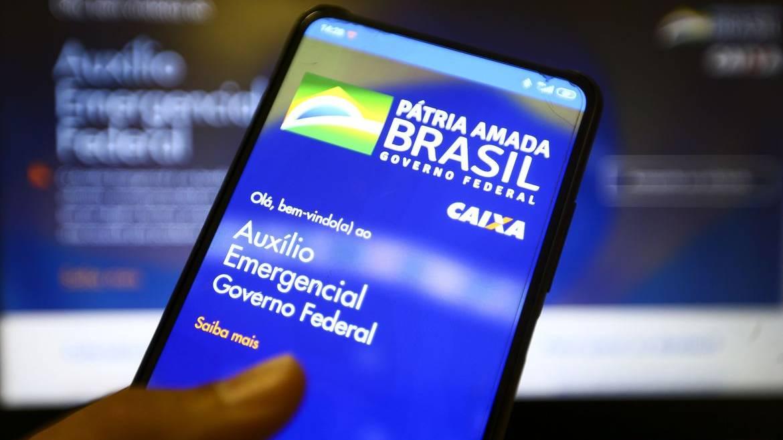 Caixa credita 1ª parcela do auxilio emergencial para nascidos em agosto