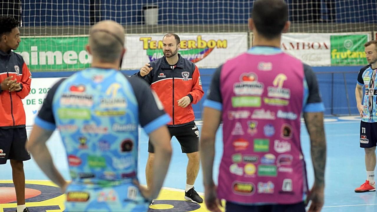 Marreco e Cascavel Futsal, fazem o jogo de abertura da LNF 2021
