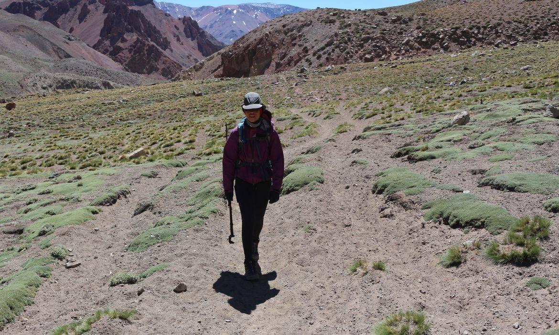 Aretha Duarte quer ser 1ª brasileira negra a conquistar Everest