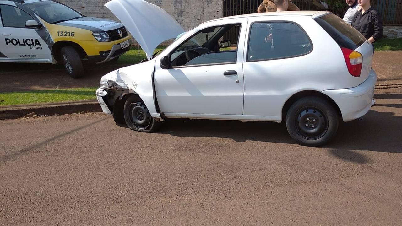Polícia Militar recupera Fiat/Palio com alerta de furto no Bairro Santa Cruz