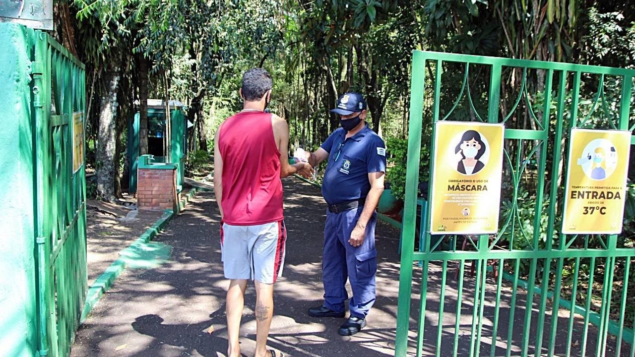 Com protocolos de segurança, Zoológico de Cascavel é reaberto ao público