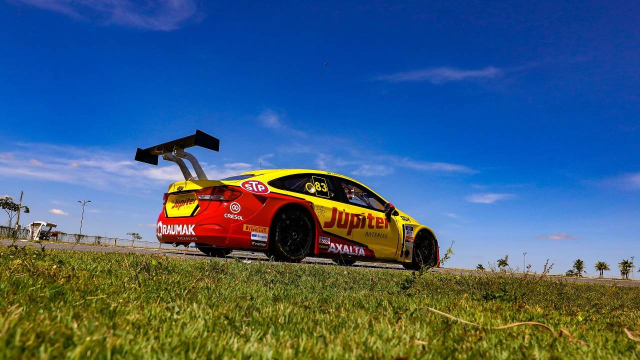 Stock Car: Pronto para a estreia, Gabriel Casagrande projeta temporada vitoriosa