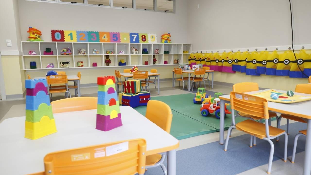 Educação Infantil: Instituições privadas já podem consultar o Edital de Credenciamento