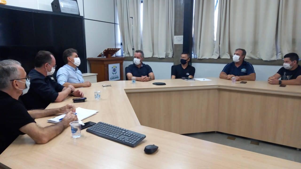 Cascavel abre temporada brasileira de Motocross ao sediar abertura do Paranaense