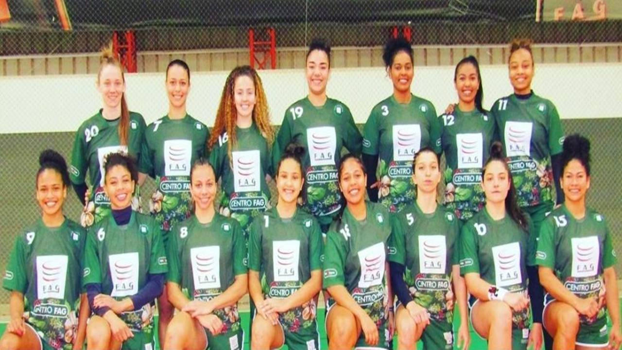 Handebol Feminino de Cascavel disputa a Copa Blumenau