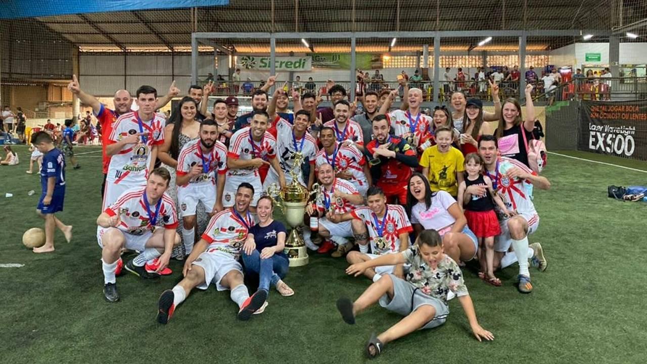 ZZ Lanches vence FT Fercaus é campeão da 2ª Copa Cia da Música de Futebol Sintético