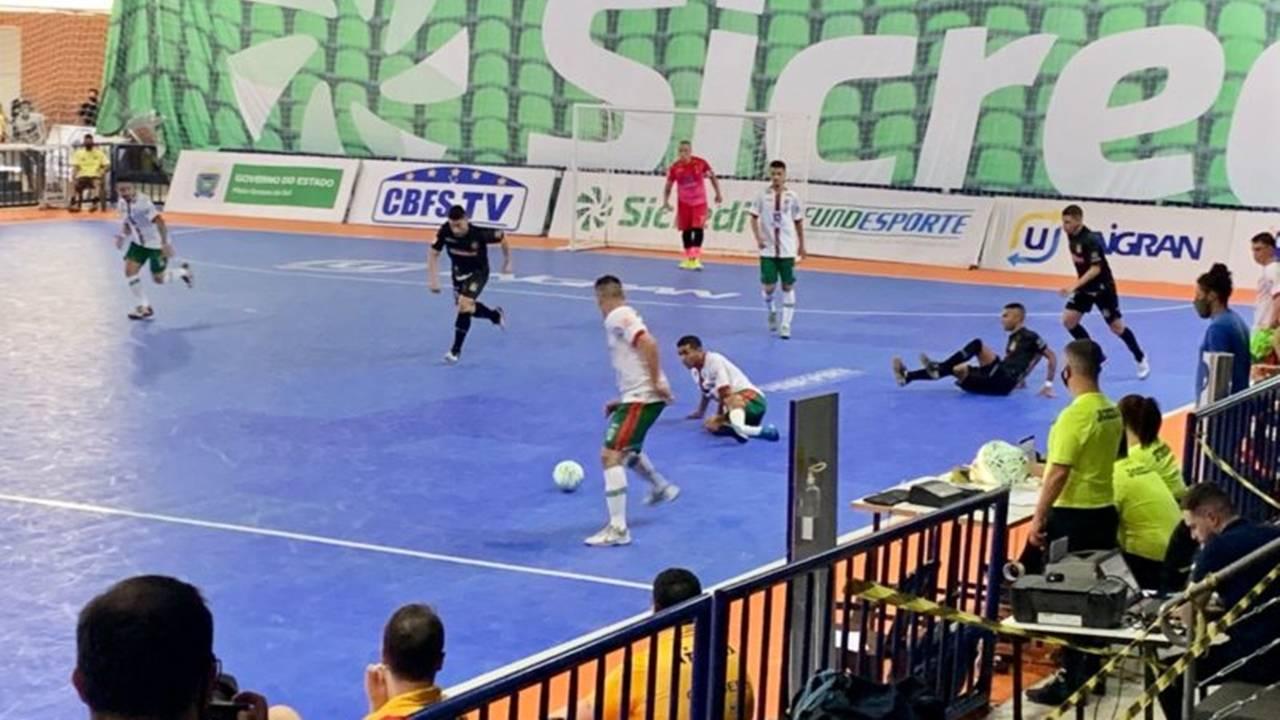 Copa Mundo do Futsal Sub-21 começa nesta segunda (23) em Dourados