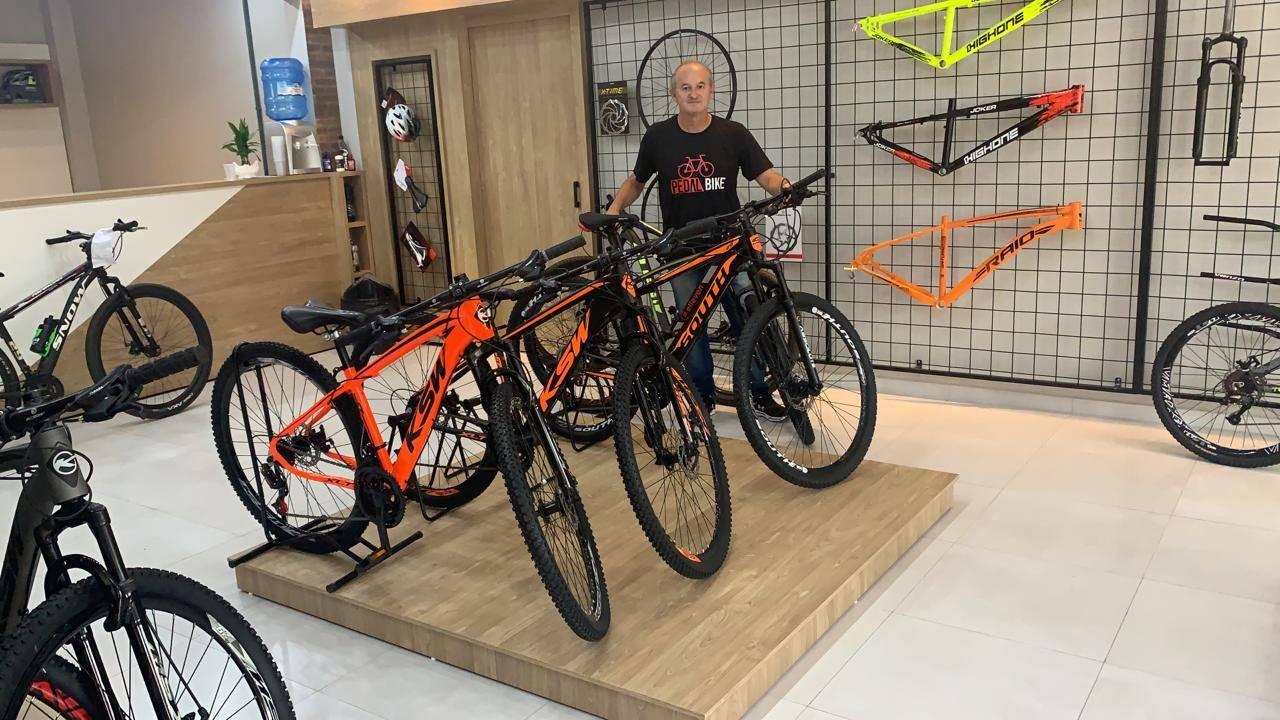 Mercado de bicicletas tem crescimento de 18% na pandemia
