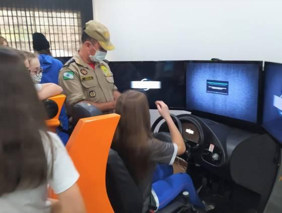 Semana Nacional de Trânsito foca também em futuros condutores e a importância da habilitação