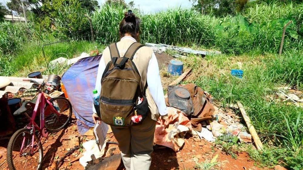 Combate à dengue: Endemias realiza ações em bairros com maior infestação
