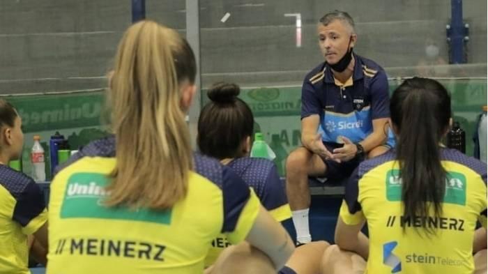 Stein Cascavel Futsal retorna para a pré-temporada