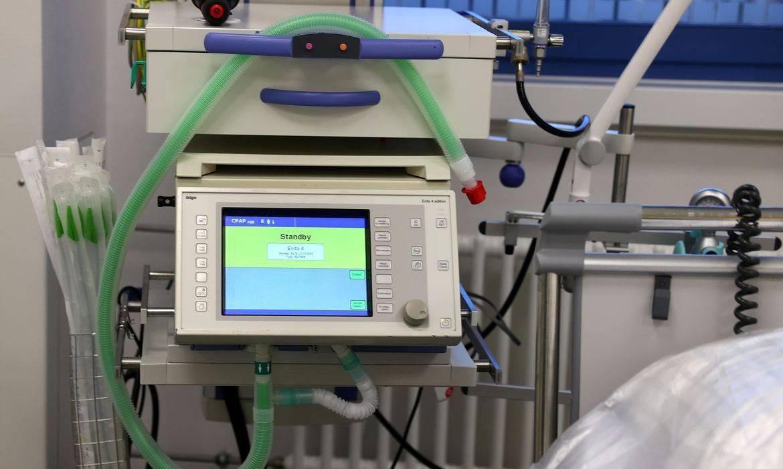 Saúde distribui respiradores produzidos pela indústria nacional