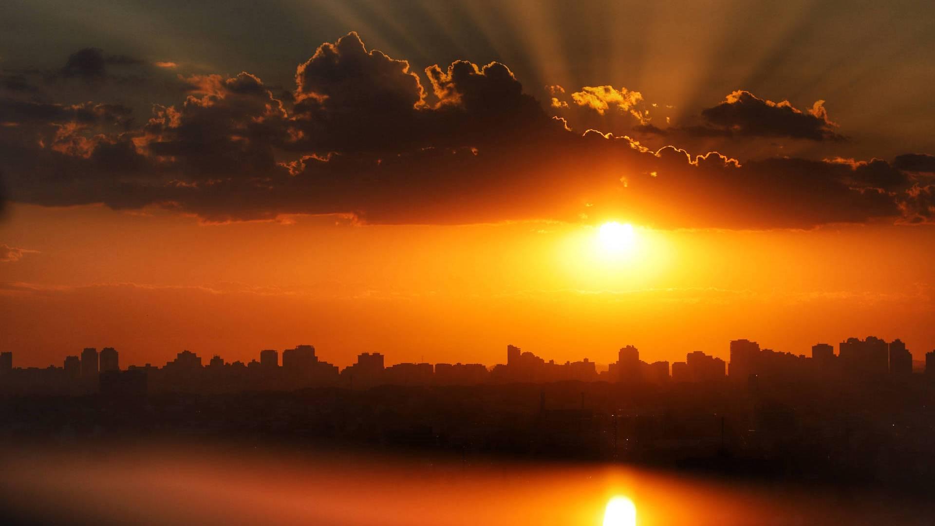 Quatro cidades do Paraná batem recorde de calor; Cascavel mantém a média dos 29,1°C