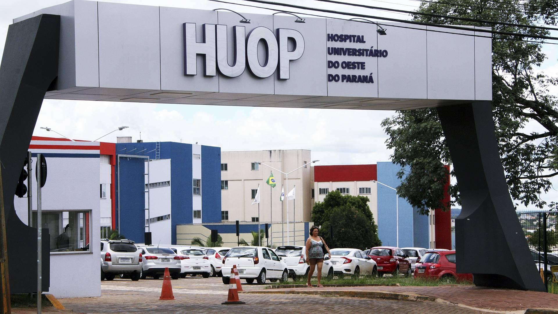 Huop começa a vacinar todos os servidores que atuam na instituição
