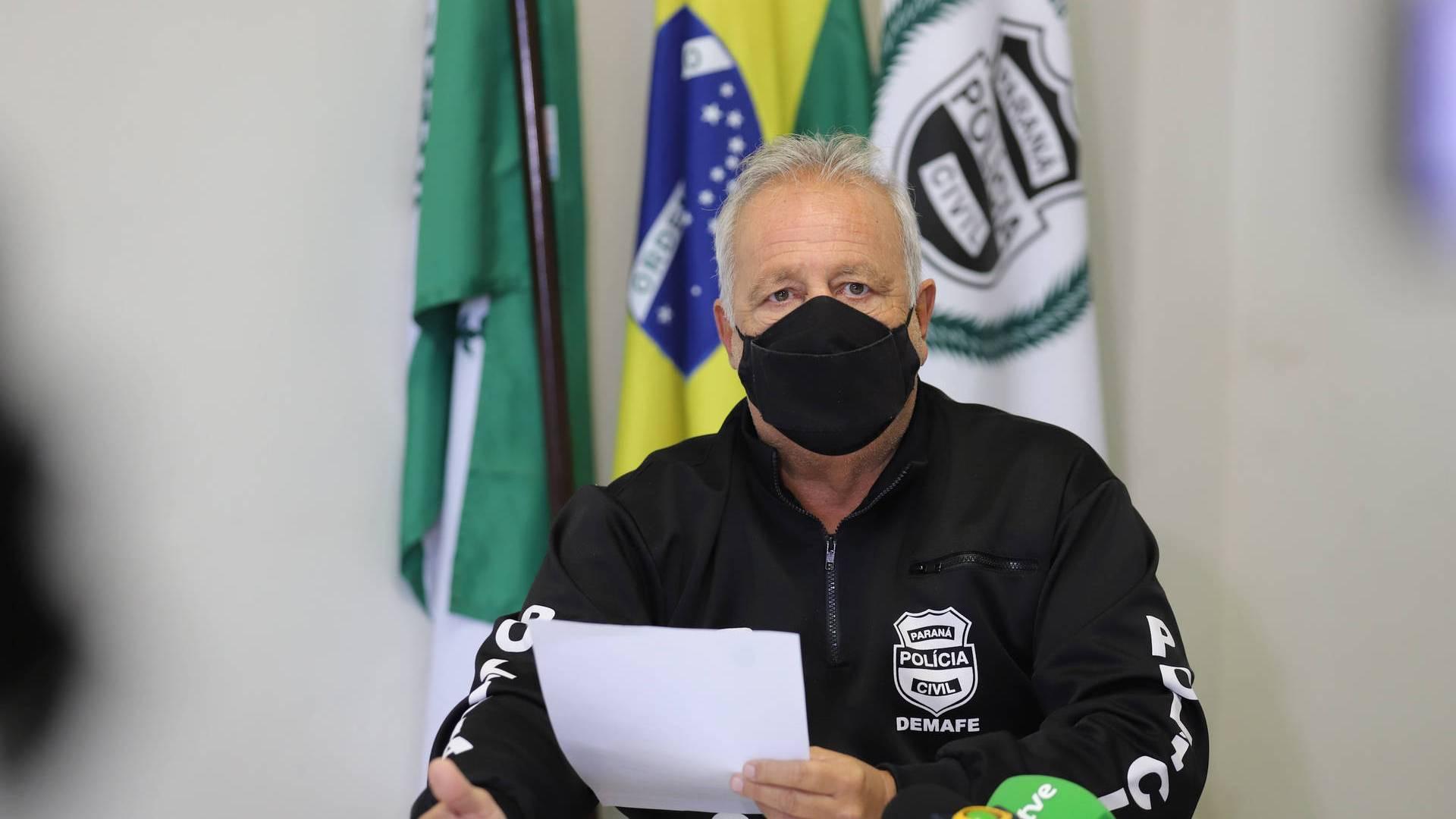PCPR investiga falsificação de testes de coronavírus por clube de futebol do Oeste