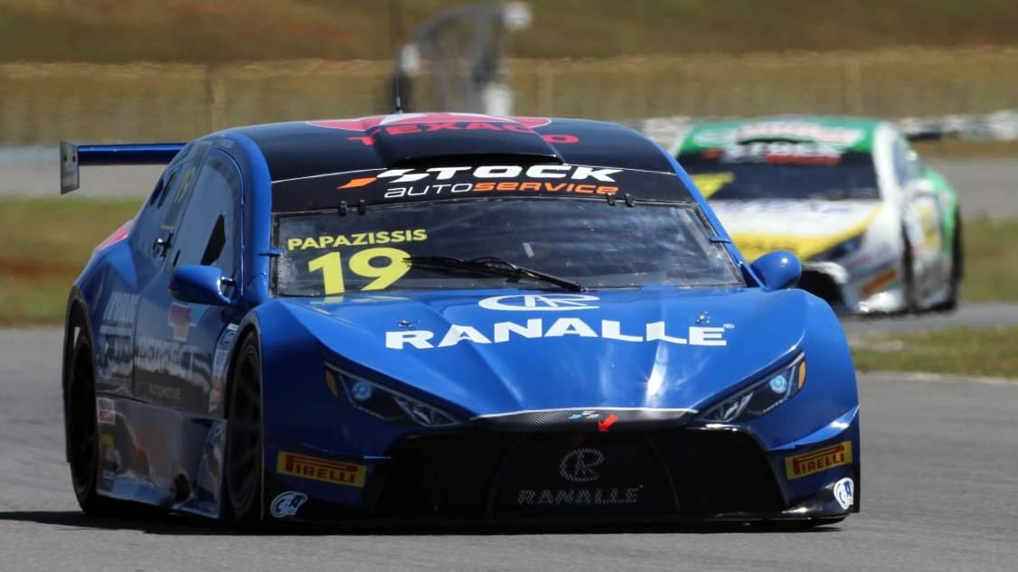 Stock Light: Felipe Papazissis celebra pontos no início da temporada