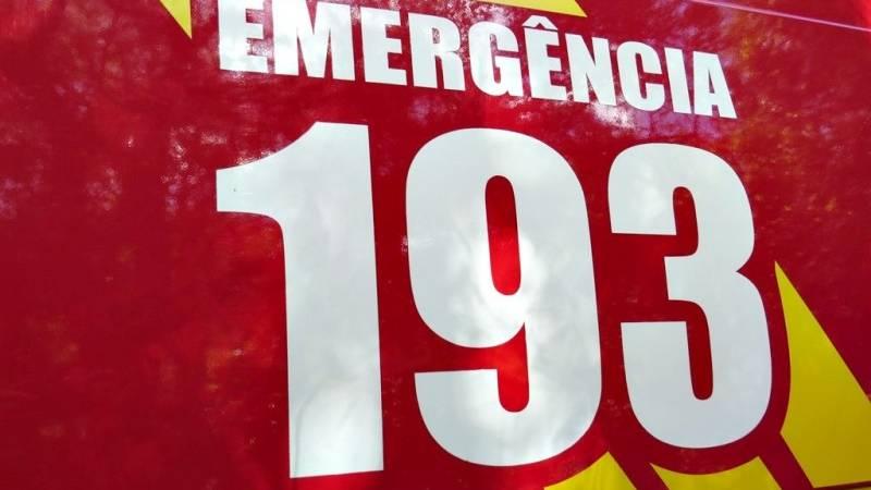 Corpo de Bombeiros de Cascavel alerta sobre possível instabilidade nas linhas 193