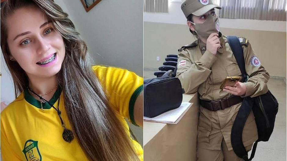 Jovem é presa em Conquista após fingir ser PM para 'dar orgulho à família'